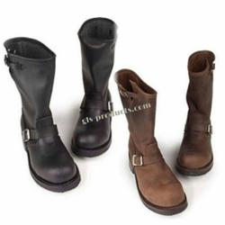 Buffalo Engineer Boots with Steeltoe 001