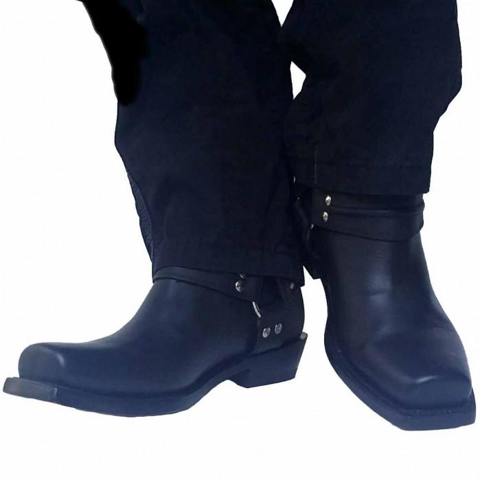 Mezcalero Ankle Biker Boots – Picture 7