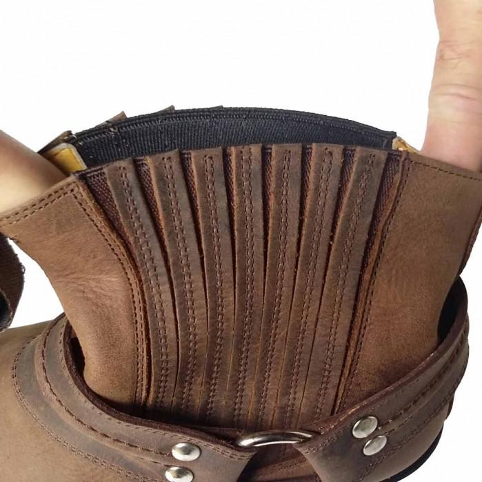 Mezcalero Ankle Biker Boots – Picture 9