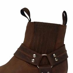 Mezcalero Ankle Biker Boots – Bild 8