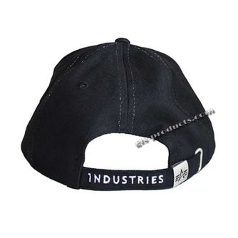 Alpha Industries Base Caps – Picture 5