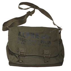 Alpha Industries Cargo Courier Bag 101911 101916 – Bild 2
