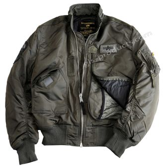 Alpha Industries Flight Jacket Engine 103101 – Picture 3