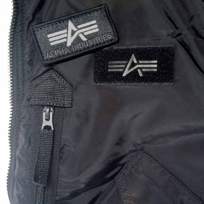 Alpha Industries Flight Jacket Engine 103101 – Picture 9
