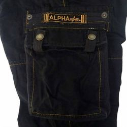 Alpha Industries Terminal Short 181210 – Bild 5