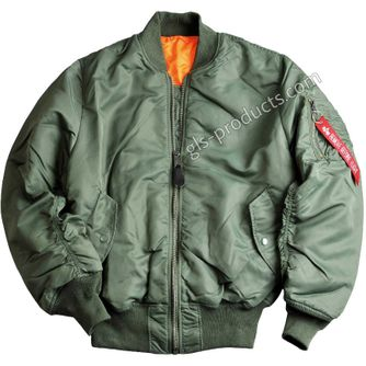 Alpha Industries Flight Jacket MA-1 100101 – Picture 4