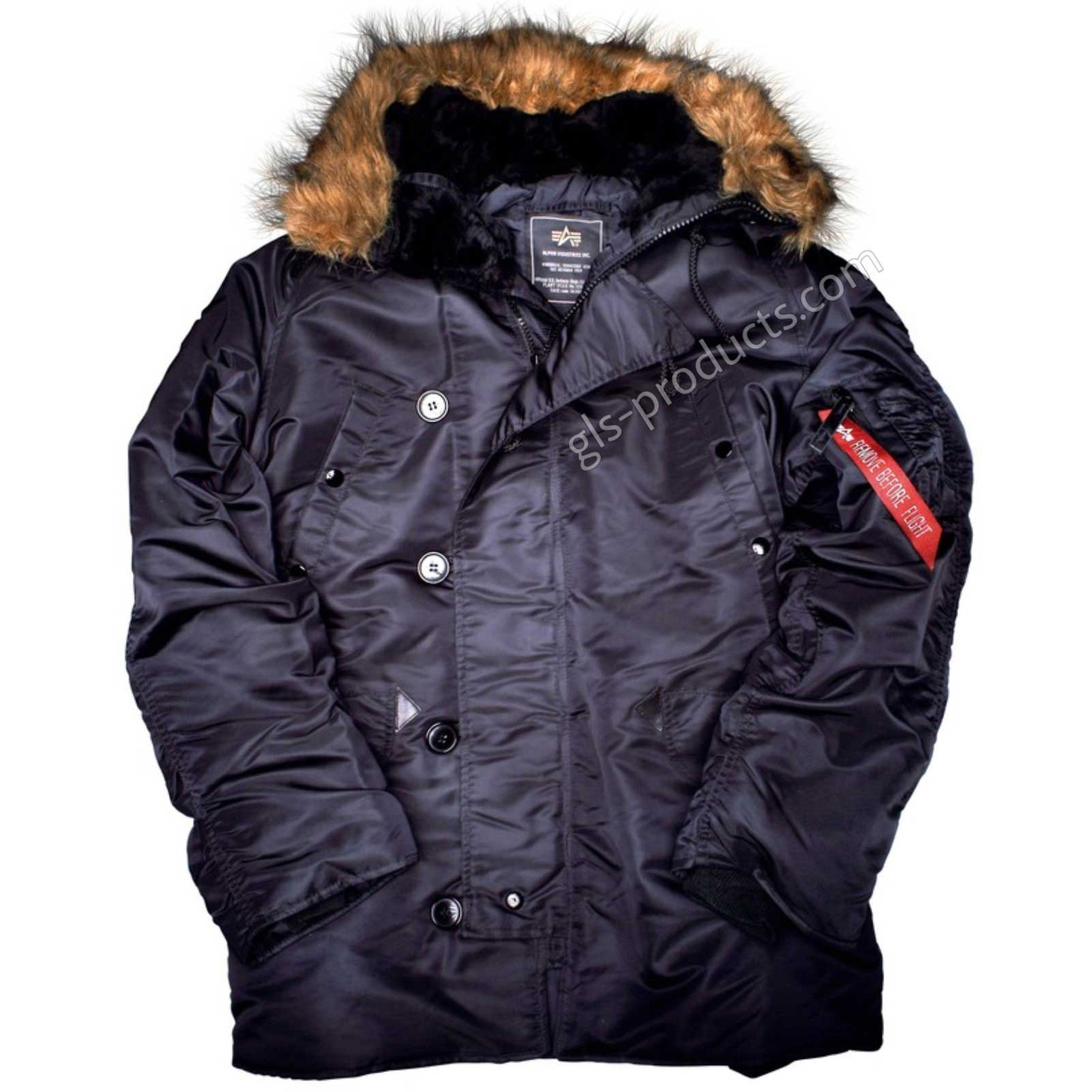 Alpha Industries N3B Winter Parka 100106 – Picture 3
