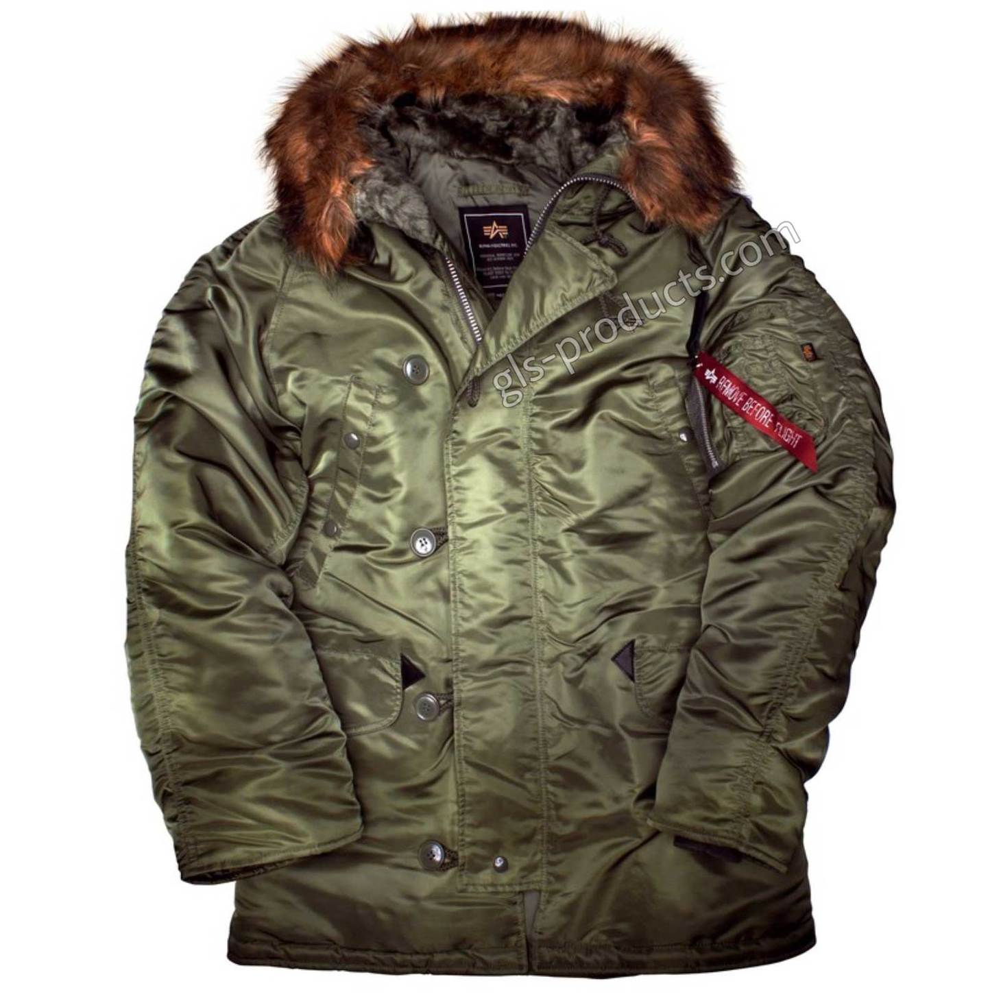 Alpha Industries N3B Winter Parka 100106 – Picture 2