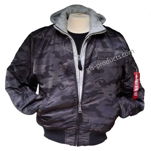 Alpha Industries MA-1 D-Tec – Picture 2