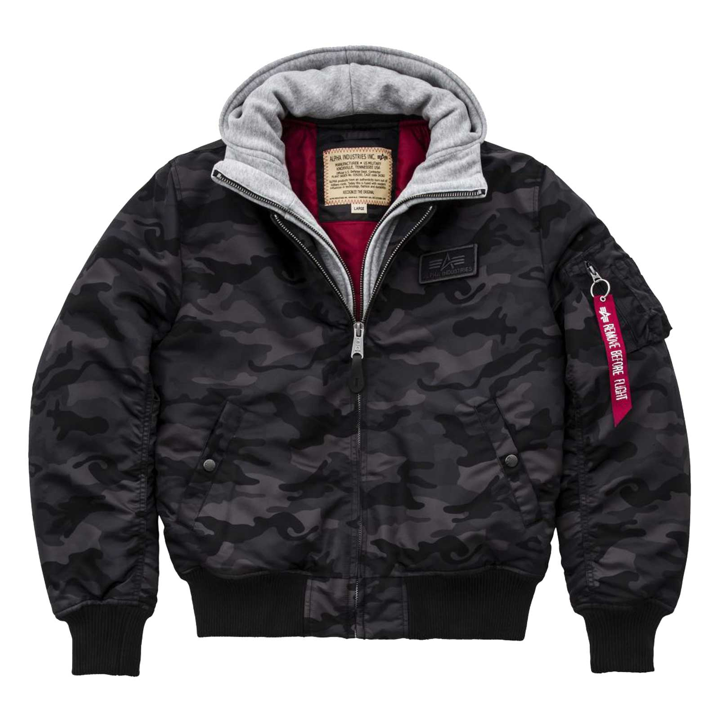 Alpha Industries MA-1 D-Tec 183110 – Picture 6