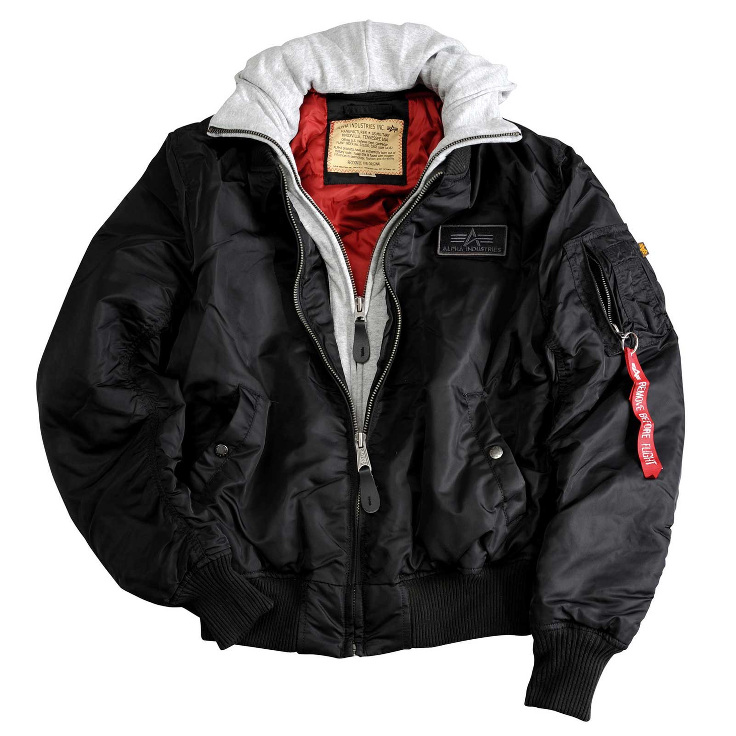 Alpha Industries MA-1 D-Tec 183110 – Picture 3