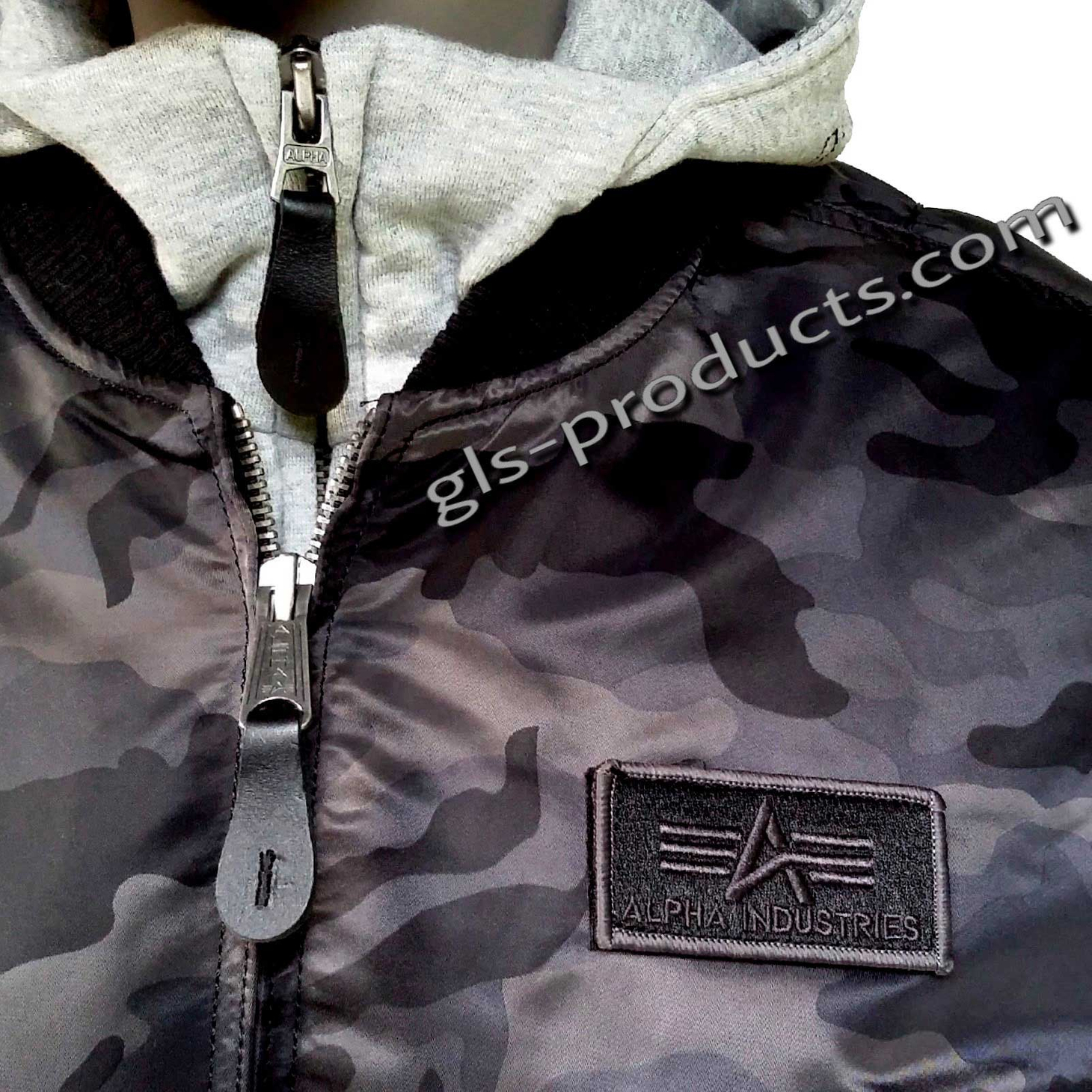 Alpha Industries MA-1 D-Tec 183110 – Picture 7