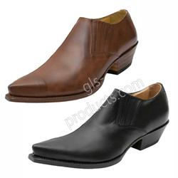 Handsewn elegant Sendra Western Shoes 4133 001