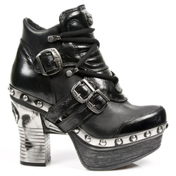 Elegant New Rock Shoes Z010-C1 001