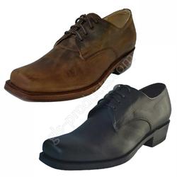 Handmade Sendra Biker Shoes 001