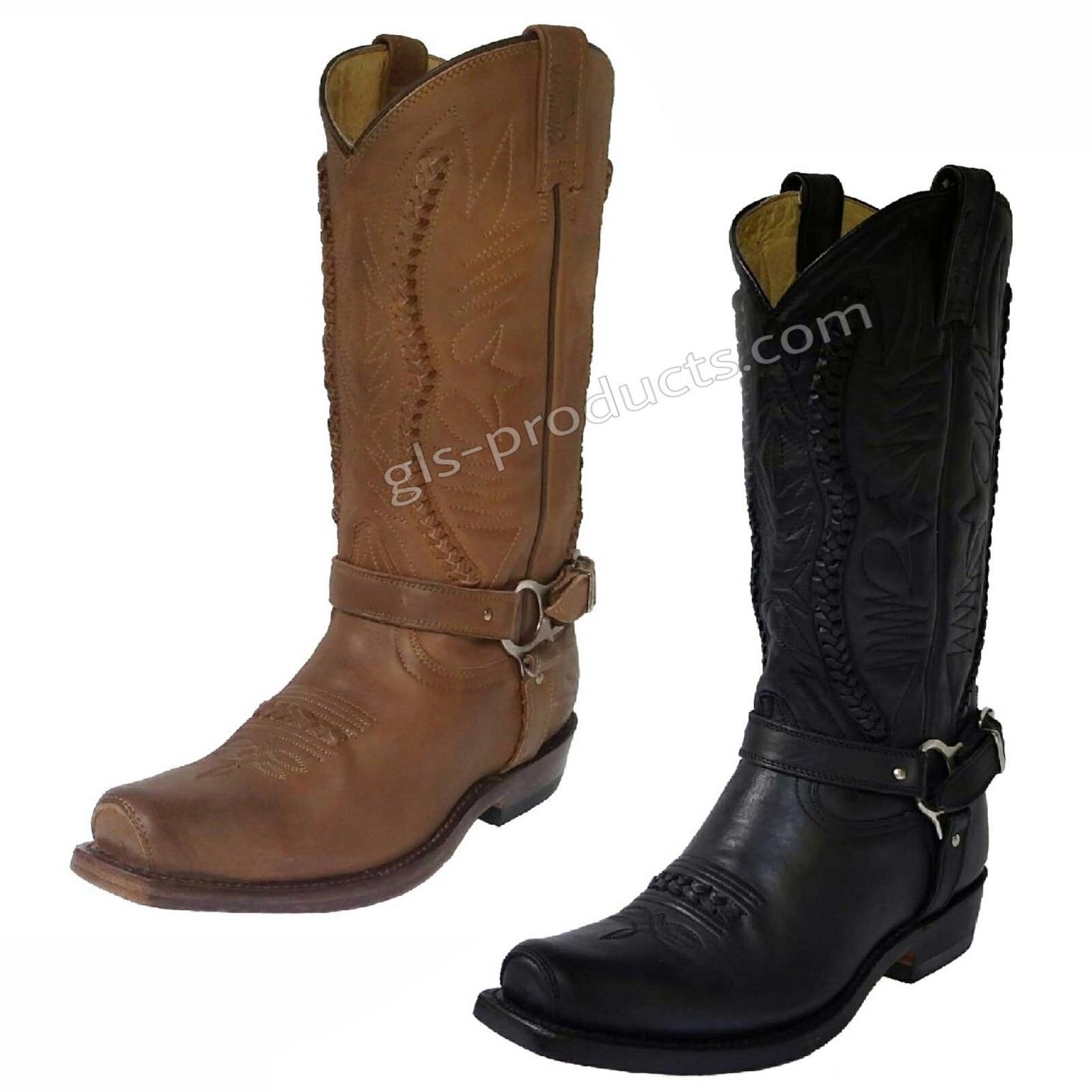 Rancho Biker Boots 1562 – Picture 1