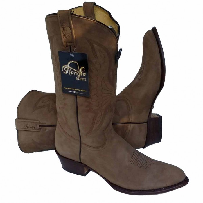 Rancho 2058 Western Boots, Cowboy Boots – Picture 9
