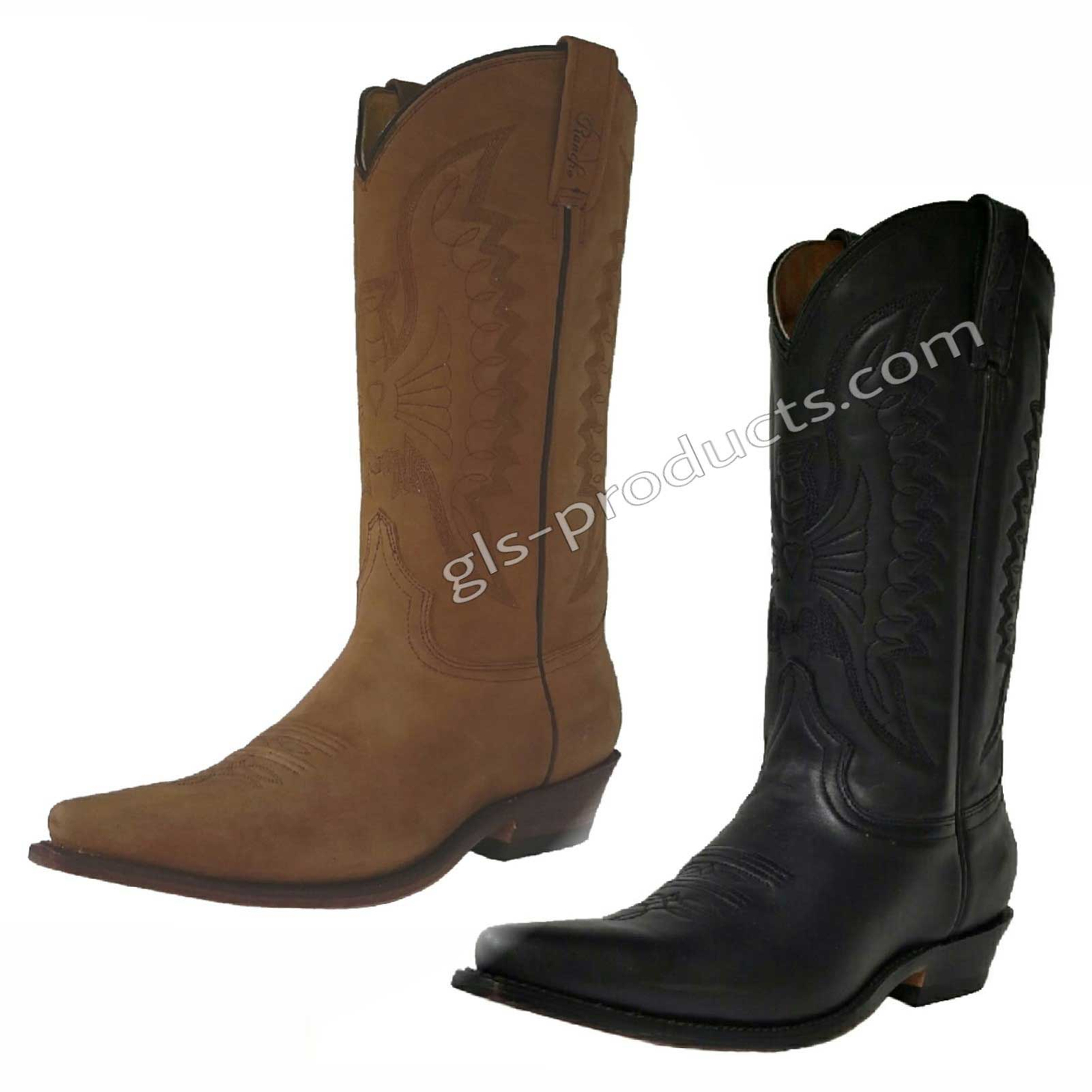 Rancho 5014 Western Boots – Picture 1