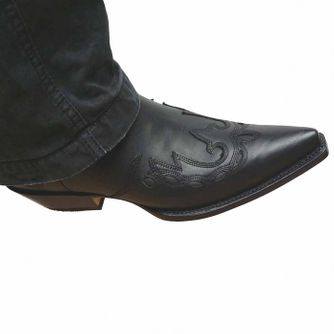 Rancho 5024 Western Boots with Flames – Picture 4