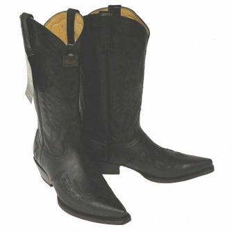 Rancho 5024 Western Boots with Flames – Picture 2