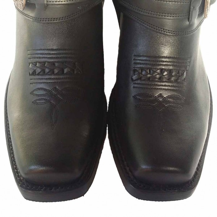 Rancho Biker Boots 9064 black – Picture 4
