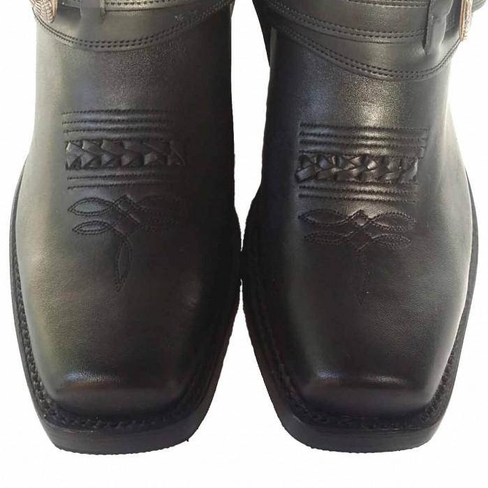 Rancho Biker Boots 9064 black – Picture 4