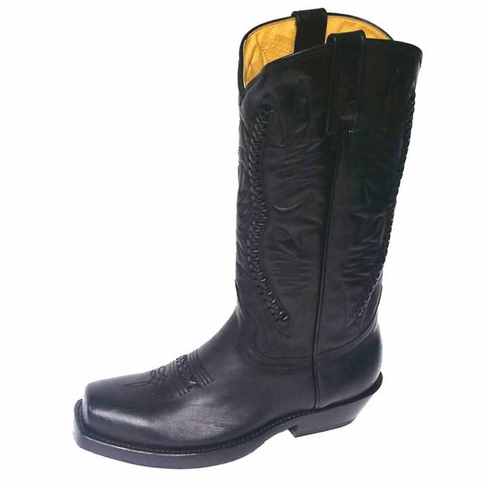 Rancho Biker Boots 9064 black – Picture 3