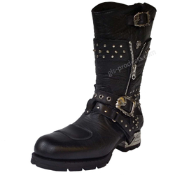 New Rock Engineer Boots MR022 mit Nietenverzierung – Bild 7
