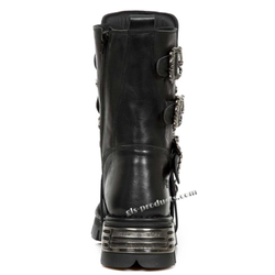 New Rock Boots 391, Skulls – Bild 5