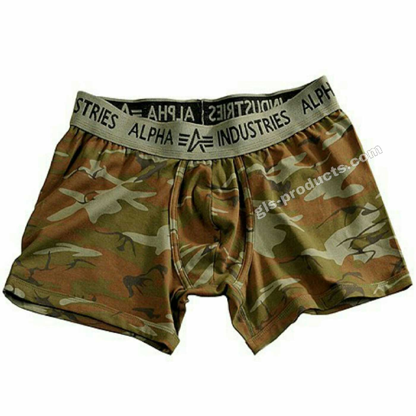 Alpha Industries Bodywear Boxer Shorts 113905 – Picture 1