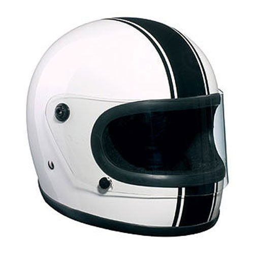 Bandit - New Original Full Visor for Integral Helmet - Clear or Tinted – Picture 2
