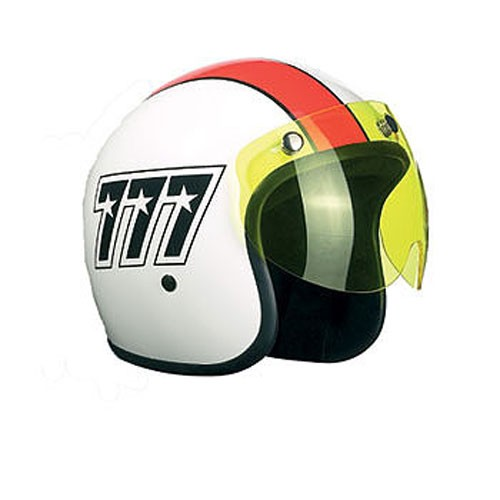 Bandit Shorty Visor - Short Visor For Jet Helmets – Picture 7