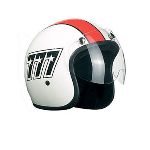 Bandit Shorty Visor - Short Visor For Jet Helmets – Picture 9
