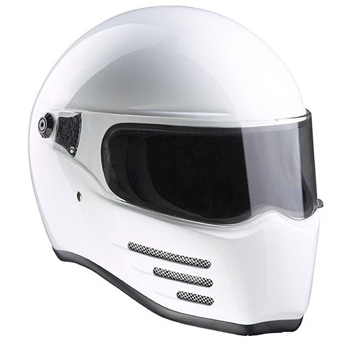 Bandit - Alien 2 and Fighter - New Original Visor - Clear, Tinted, Mirrored – Picture 6
