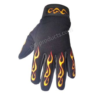 Mechanic Gloves, Flexible Neoprene Gloves – Picture 3