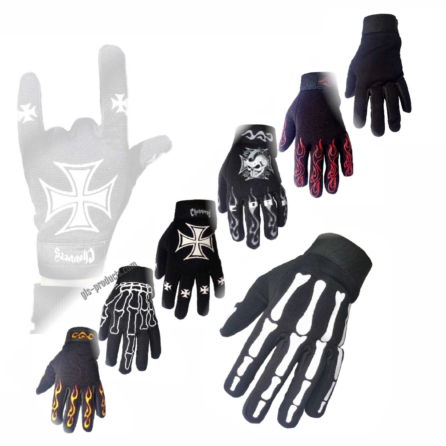 Mechanic Gloves, Flexible Neoprene Gloves – Picture 1