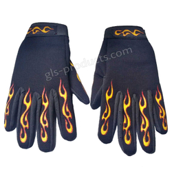 Mechanic Gloves, Flexible Handschuhe aus Neoprene – Bild 5