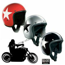 Bandit Helm Star Black – Bild 8