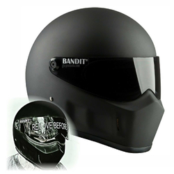 Bandit - Super Street 2 - New Motorcycle Helmet - for Streetfighter