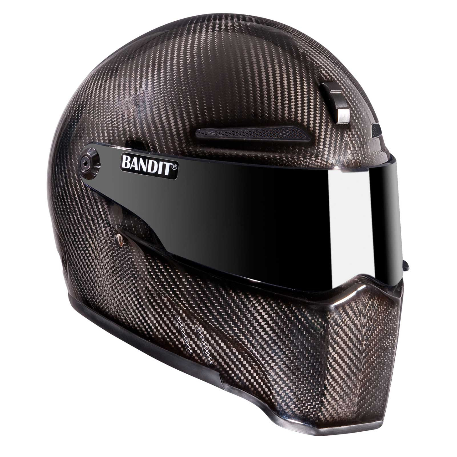 Bandit - New Original Alien II - Motorcycle Helmet - for Streetfighter – Picture 4