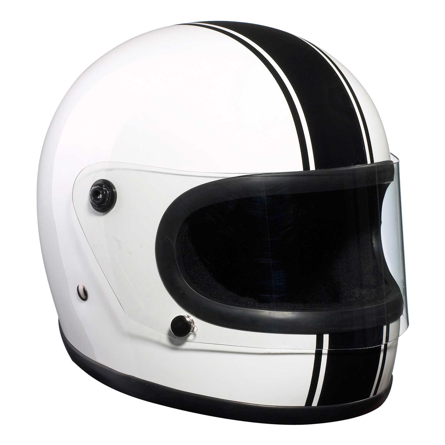Bandit - Integral - New Original Motorcycle Helmet - Full Face - Fibreglass Shell – Picture 2
