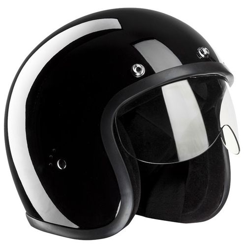 Bandit Mini Visor Inserts - For Almost All Jet Helmets – Picture 2