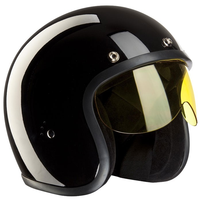 Bandit Mini Visor Inserts - For Almost All Jet Helmets – Picture 6