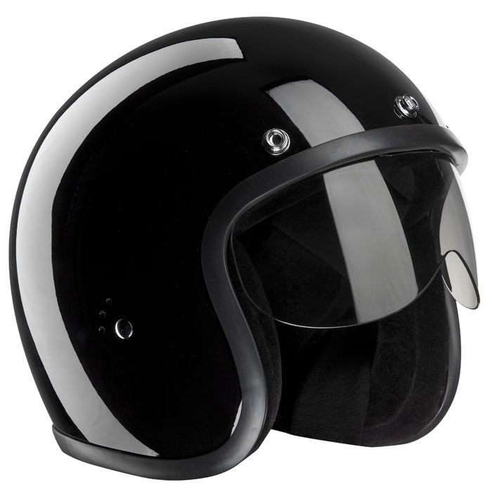 Bandit Mini Visor Inserts - For Almost All Jet Helmets – Picture 8