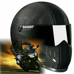 Bandit XXR Carbon Helm für Streetfighter