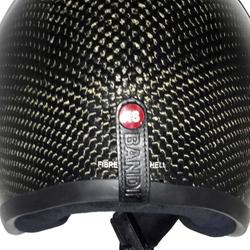 Bandit Carbon Motorrad Jethelm – Bild 3