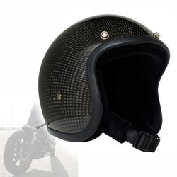 Bandit Carbon Motorrad Jethelm – Bild 1