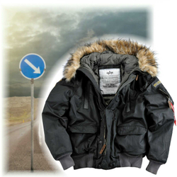 Alpha Industries Mountain Jacket 133144 001