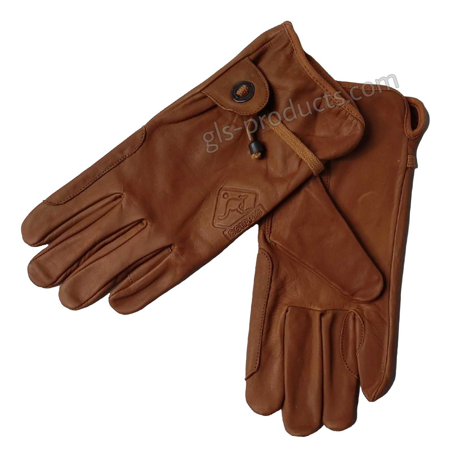 Australian Outback Leather Gloves – Picture 3