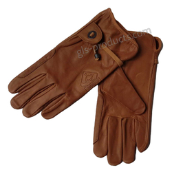 Australian Outback Leather Gloves – Bild 4